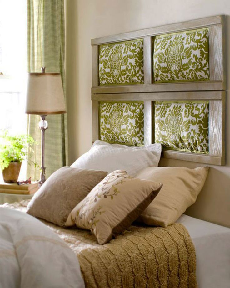 Best 25+ Unique headboards ideas on Pinterest | Window headboard, Headboards  and Decorating with ladders