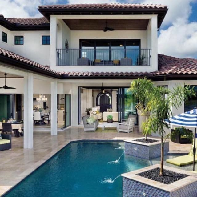 Mansion Pools Close Up: House In Downtown Cantonments, Accra,Ghana. #Goals