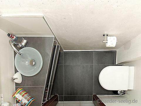 Gäste WC und Bäder in Geesthacht sanieren.