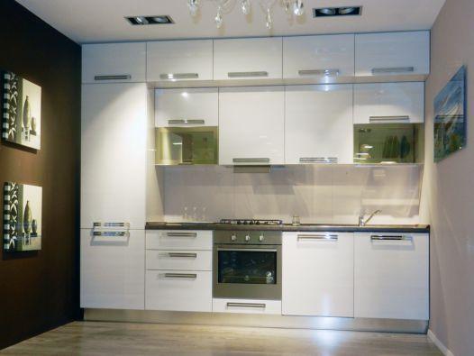 Cucina lineare Lube Alessia a Pisa Sconto 50 Kitchen