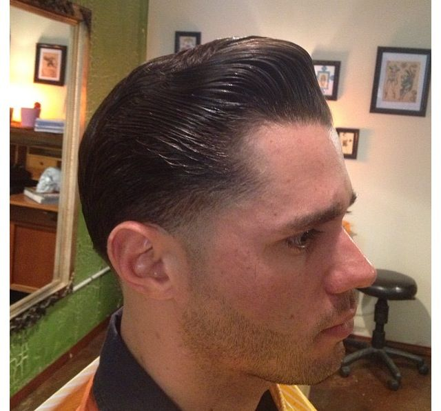 The Most Attractive Mens Hairstyle Ever Rockabilly Pinterest