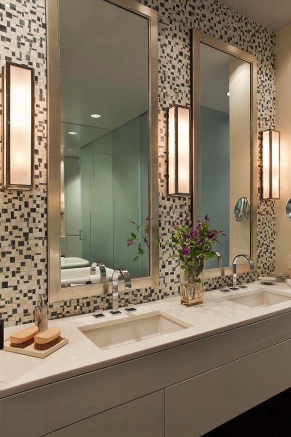 25 Best Ideas about Bathroom Lighting on Pinterest  Toilets