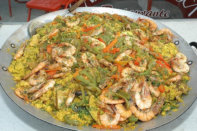 Muestra Gastronómica de Villa de Santiago