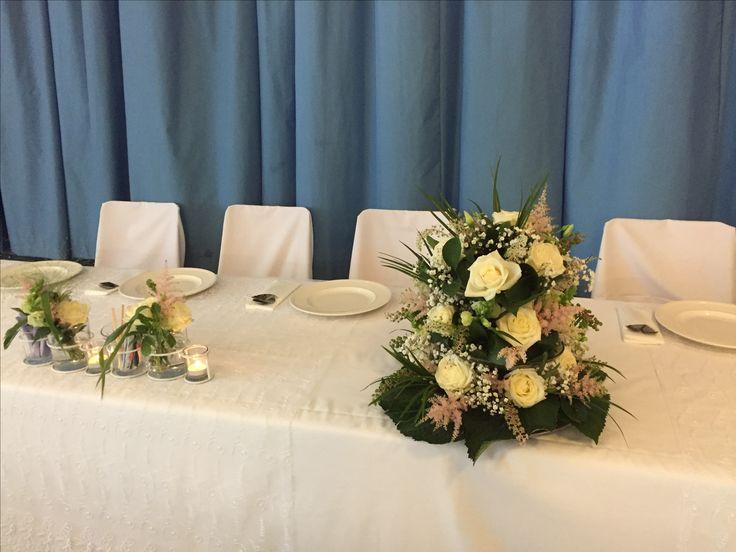 Sidi (Belijdenis) tafel voor de familie