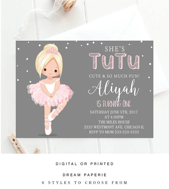 135 best girl birthday party invitations images on pinterest girls ballerina birthday invitation tutu birthday invitation ballerina tutu birthday invitation tutu birthday invite cute ballerina invitation filmwisefo Gallery