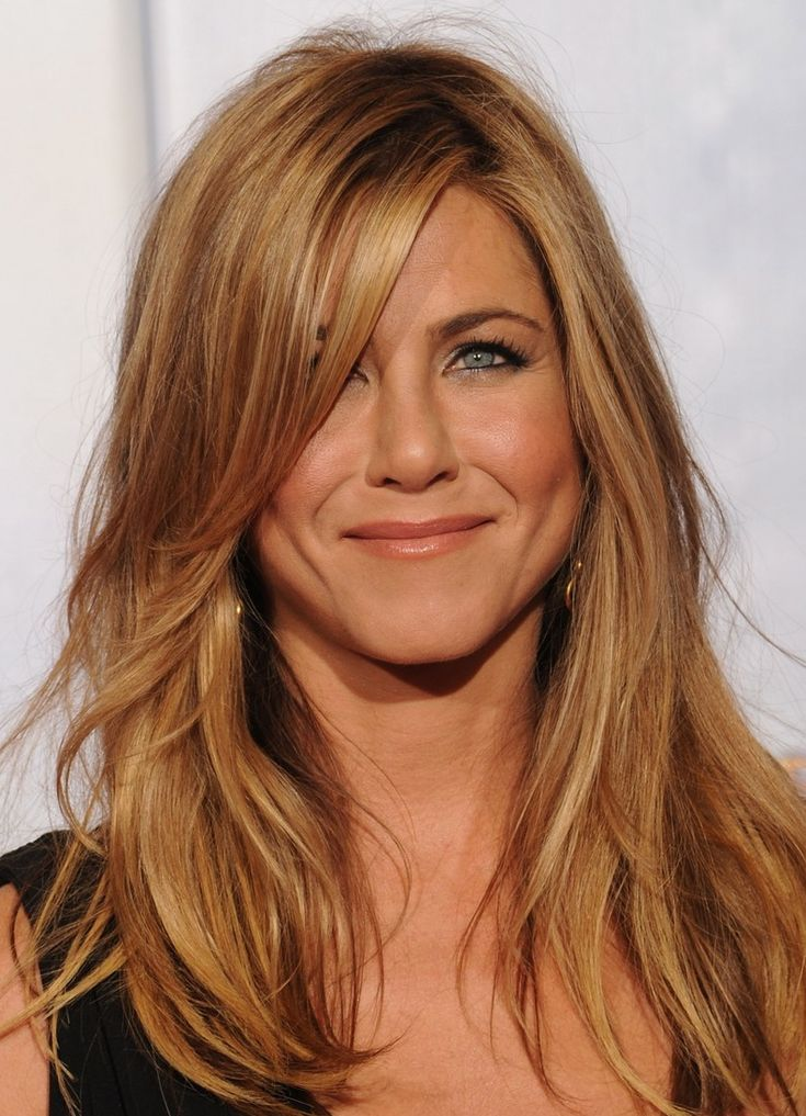jennifer aniston- probably the most referenced haircut by cients.
