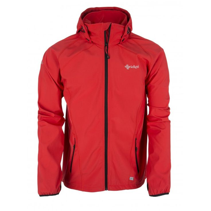 Men's softshell jacket KILPI - TADDEO - red