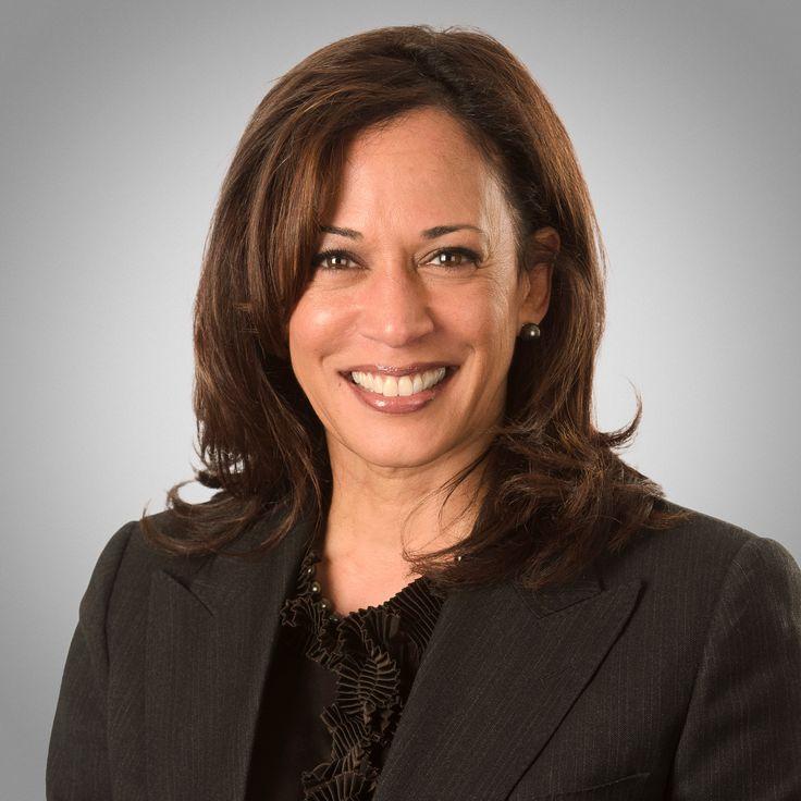 California Senator Kamala Harris (D)