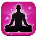 Meditate, a meditation timer app for iPhone. Set multiple sounds for intervals or cool down sessions.