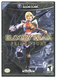 Bloody Roar: Primal Fury for the Gamecube. You can probably find it on Amazon too.