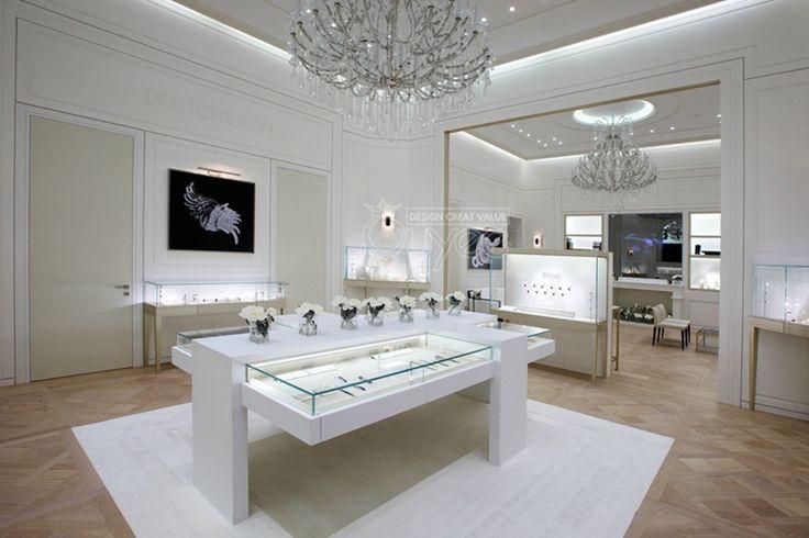Muebles Joyeria : Más de ideas increíbles sobre vitrinas joyerías en