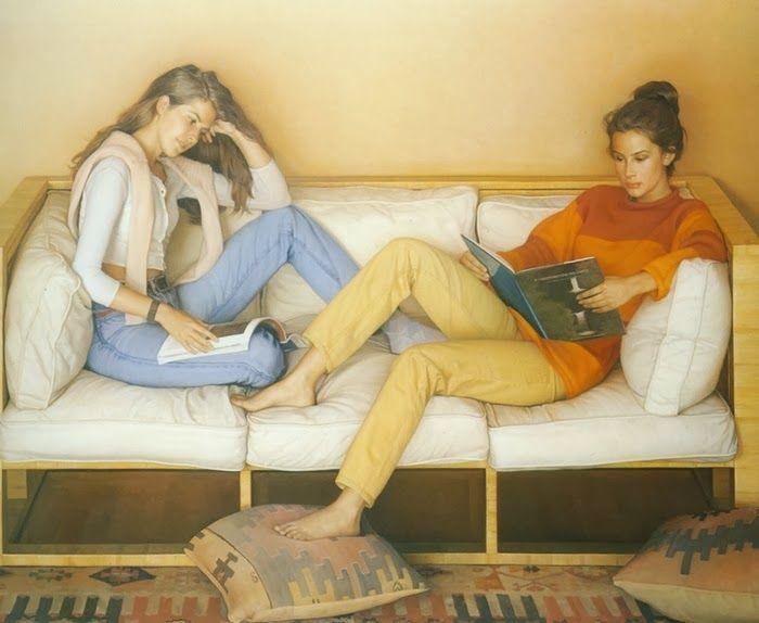 Pinturas hiper-realista do pintor chileno Claudio Bravo | [1936-2011]