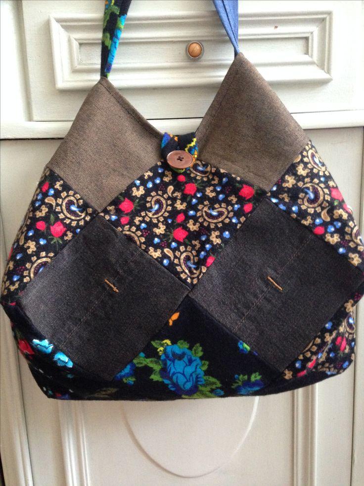Patchwork Bag & çanta