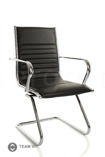 Team Vi - стул для переговорных или кабинета для совещаний. Имеет прочный каркас