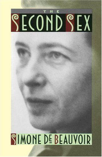 Choice for July 2017 (Sexuality) - The Second Sex by Simone de Beauvoir