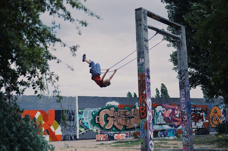 up the wall,mauerpark,berlin