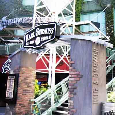 Karl Strauss Brewing - Universal CityWalk, CA