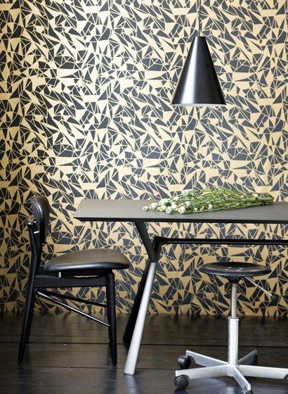 Ferm Living Tapete Muster : auf Pinterest Musterdesign, Muster und Geometrische Formen
