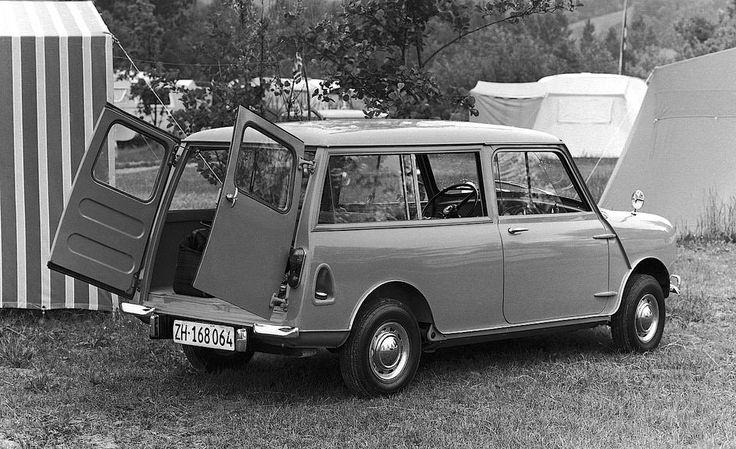 Mini Morris Traveller Super DeLuxe | by Auto Clasico