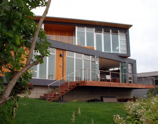 744 best shipping container homes and architecture images - Container homes seattle ...