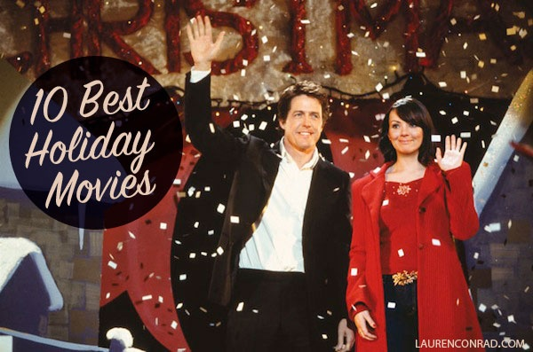 Love actually: it's officially Christmas when I watch this movie