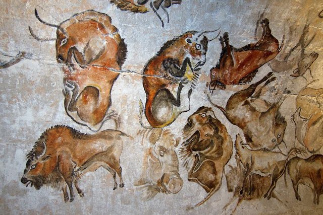 Cave of Altamira and Paleolithic Cave Art of Northern Spain (Santillana del Mar - Spain)
