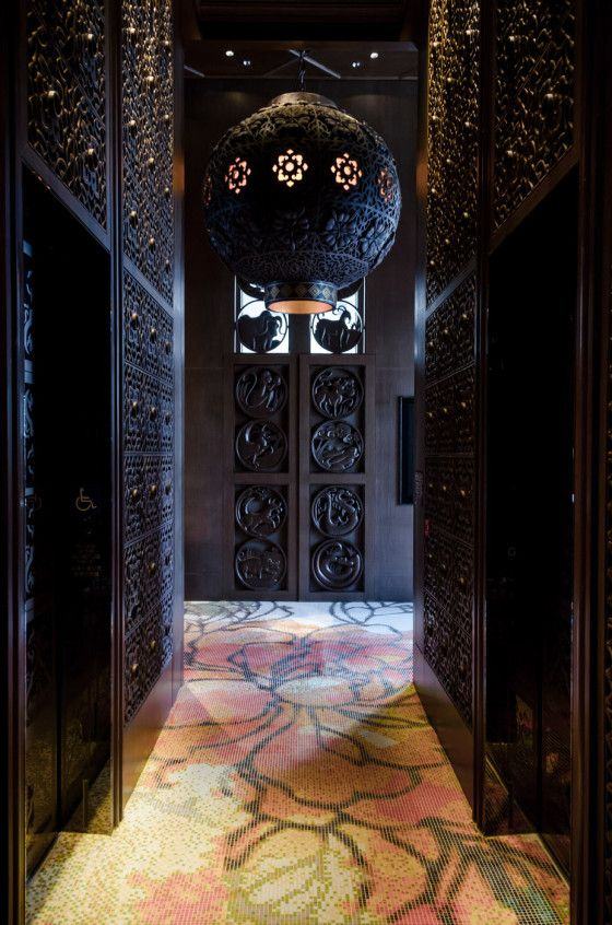 Love This New Hotel Mira Moon Is An Award Winning Boutique In Hong Kong Using Chinese Fairy Tale As Its Design Concept