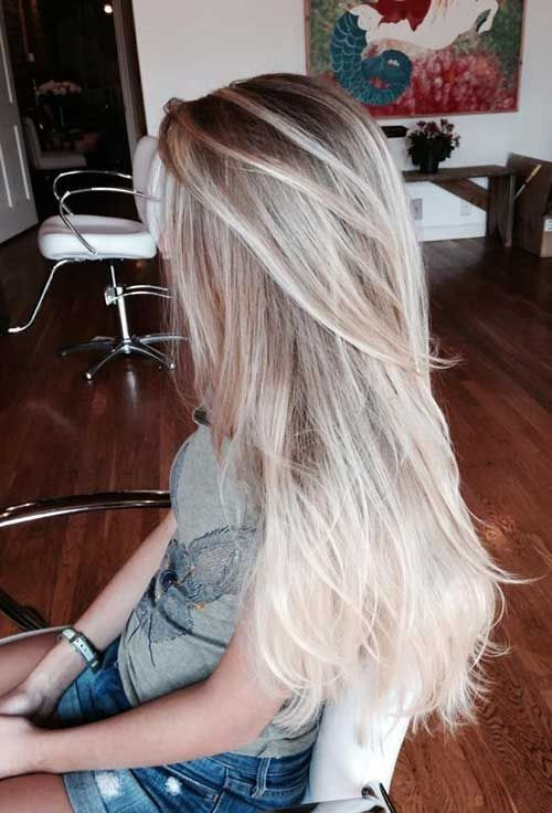 40 New Blonde Hair Color 2016   Long Hairstyles 2015531 best Beauty Hair long   loose images on Pinterest   Hairstyles  . New Blonde Hair Trends 2015. Home Design Ideas