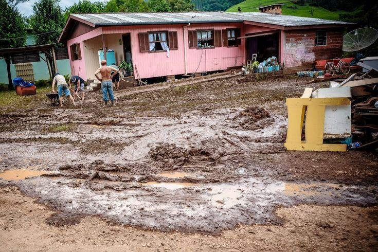 95% das cidades brasileiras não estão preparadas para desastres ambientais