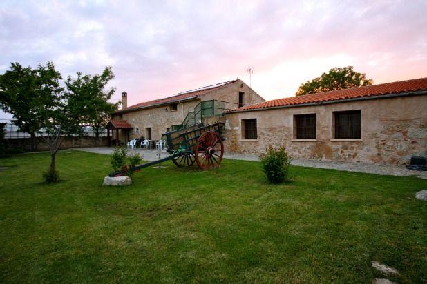 Casa rural en Salamanca