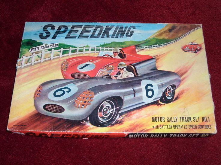 Speedking Slot Cars  S