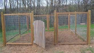 Vegetable Garden Fence - Bing Images