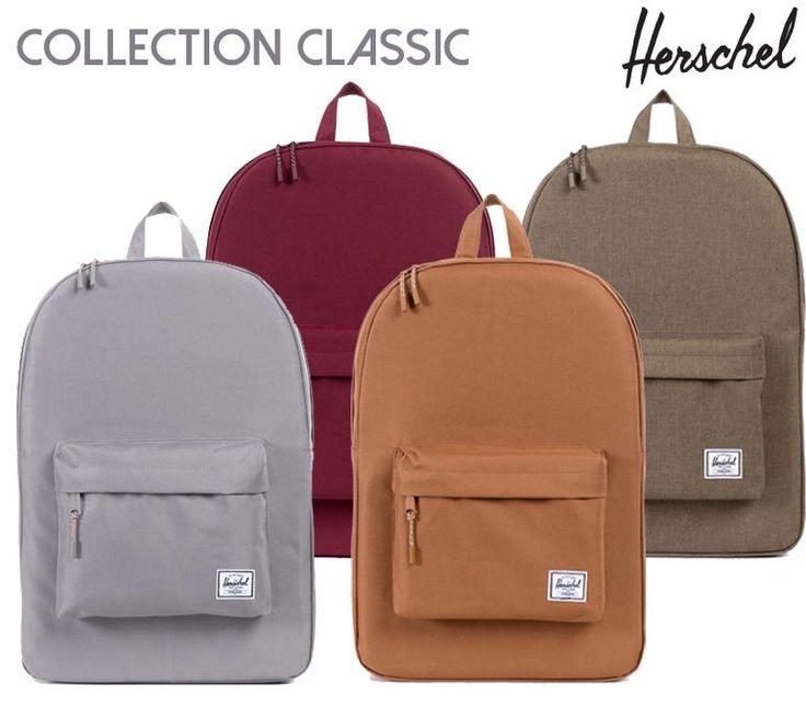 Sacs à dos Classic de Hershel - Herschel Classic Backpacks