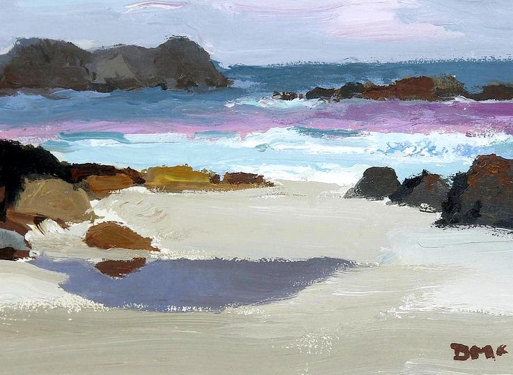 bofransson: Sea North End Iona No 5 Donald McIntyre