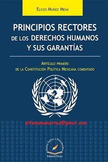 LIBROS EN DERECHO: PRINCIPIOS RECTORES DE LOS DERECHOS HUMANOS Y SUS ...