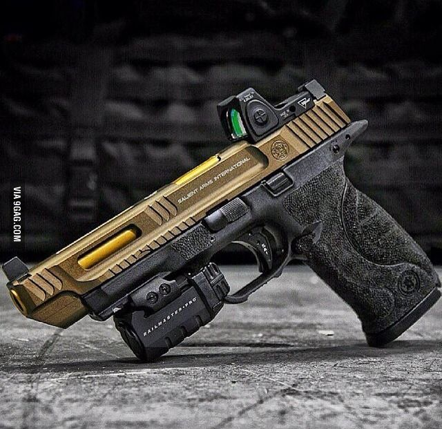 Salient Arms International is making some noise  - 9GAG