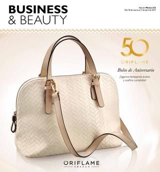 Revista Business & Beauty C05 2017 Vigenia del 18 de marzo al 07 de abril de 2017.