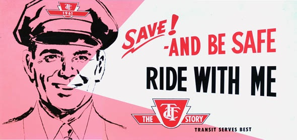 vintage ttc adverts safe