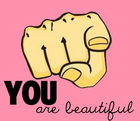 No matter what kind of day your having remember this I think you are beautiful and I love you.