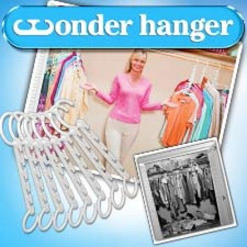 Wonder Hanger Set of 8