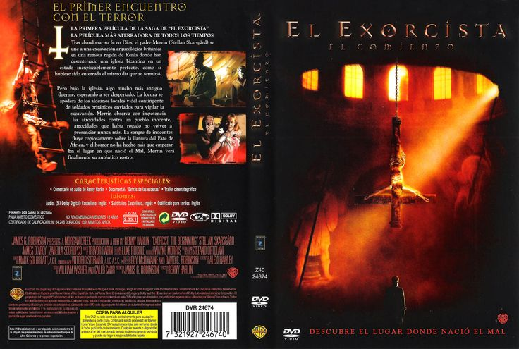 El Exorcista El Comienzo El Exorcista El Exorcista El Comienzo El Comienzo