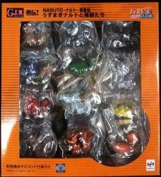 メガハウス G.E.M./ナルト疾風伝 うずまきナルトと尾獣たち/Uzumaki Naruto&Tailed Beasts