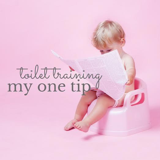 toilet training guest blog