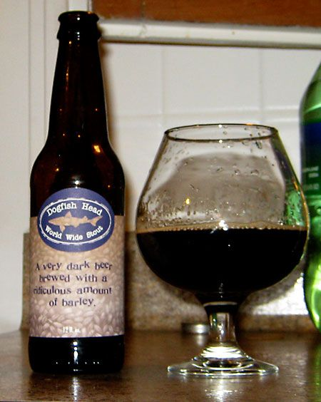 oh. my. goodness.  dogfish head did it again... possibly even better than palo santo marron?