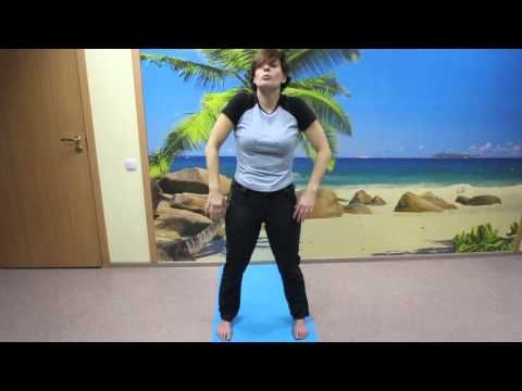 Суставная гимнастика. Марма-вьяяма - YouTube