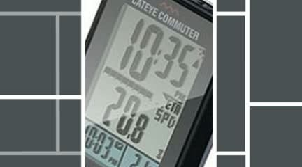 http://madmountainbiker.com/mountain-bike-accessories/bike-computer/cateye-computers Get a Wireless Cateye Computer
