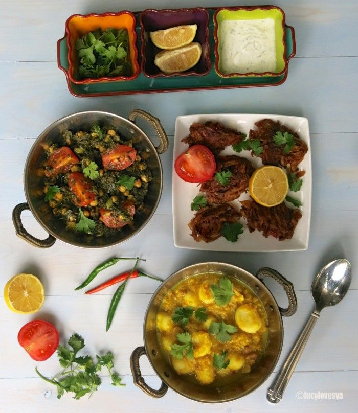 Vegetarian Curry Recipes vegetable and spicy food ideas