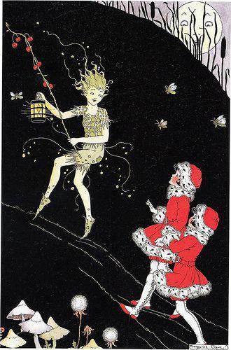 'The Spirit of Mischief' by Margaret Clark (mid-1920s)