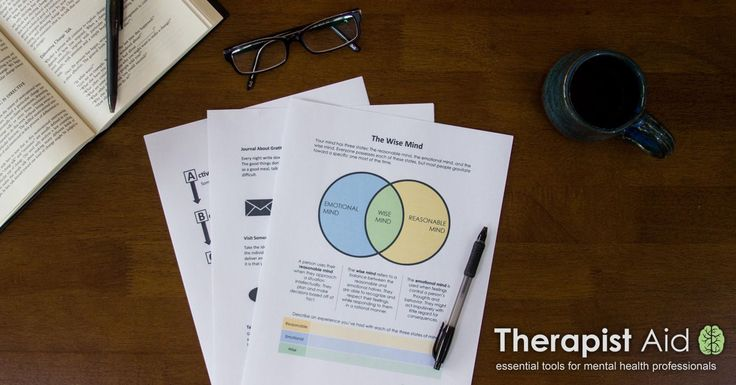 Free tools for mental health workers including therapy worksheets, education handouts, and articles. Topics include CBT, self-esteem, positive psychology, substance abuse, depression, anger, grief and more.