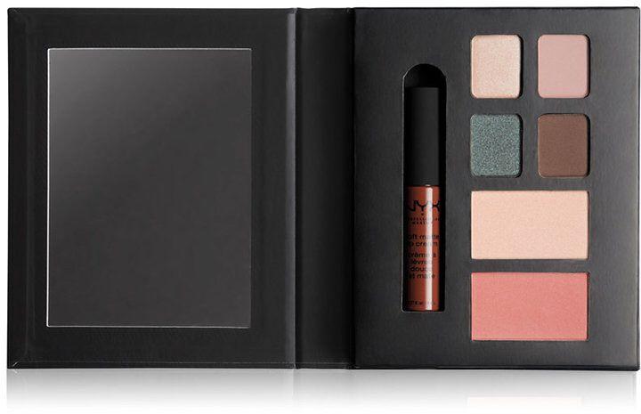 Nyx Professional Makeup Lip, Eye & Face Palette - Berlin